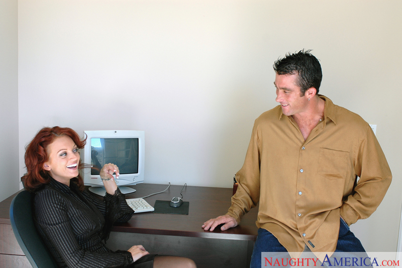 Naughty Office - Monica Mayhem &