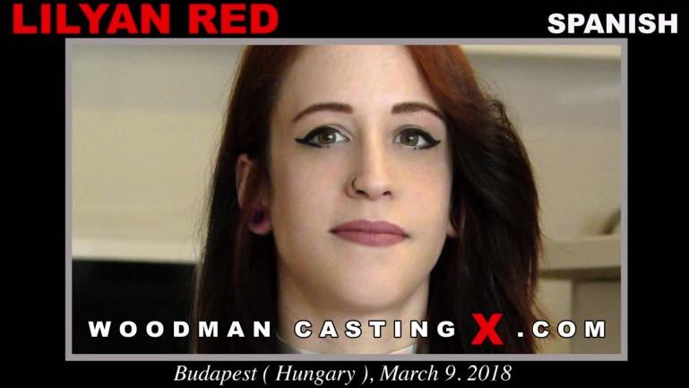 Lilyan Red casting