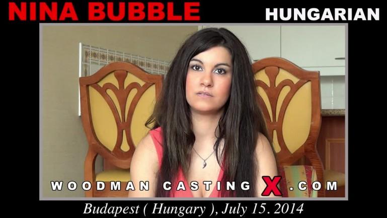 Nina Bubble casting