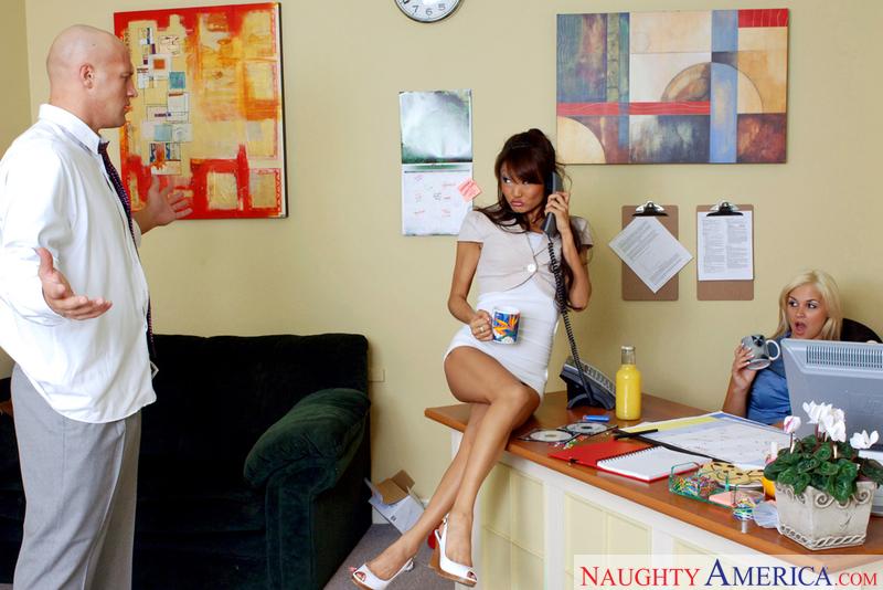 Naughty Office - Sarah Vandella