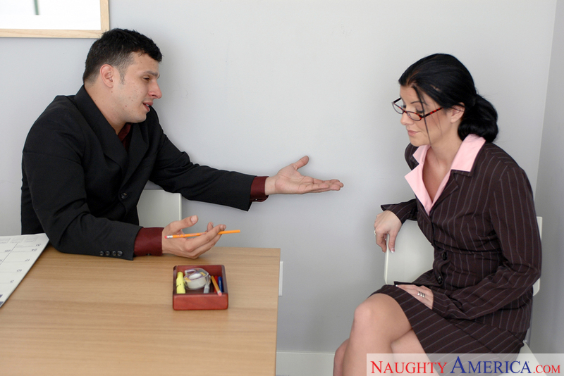 Naughty Office - Taryn Thomas &
