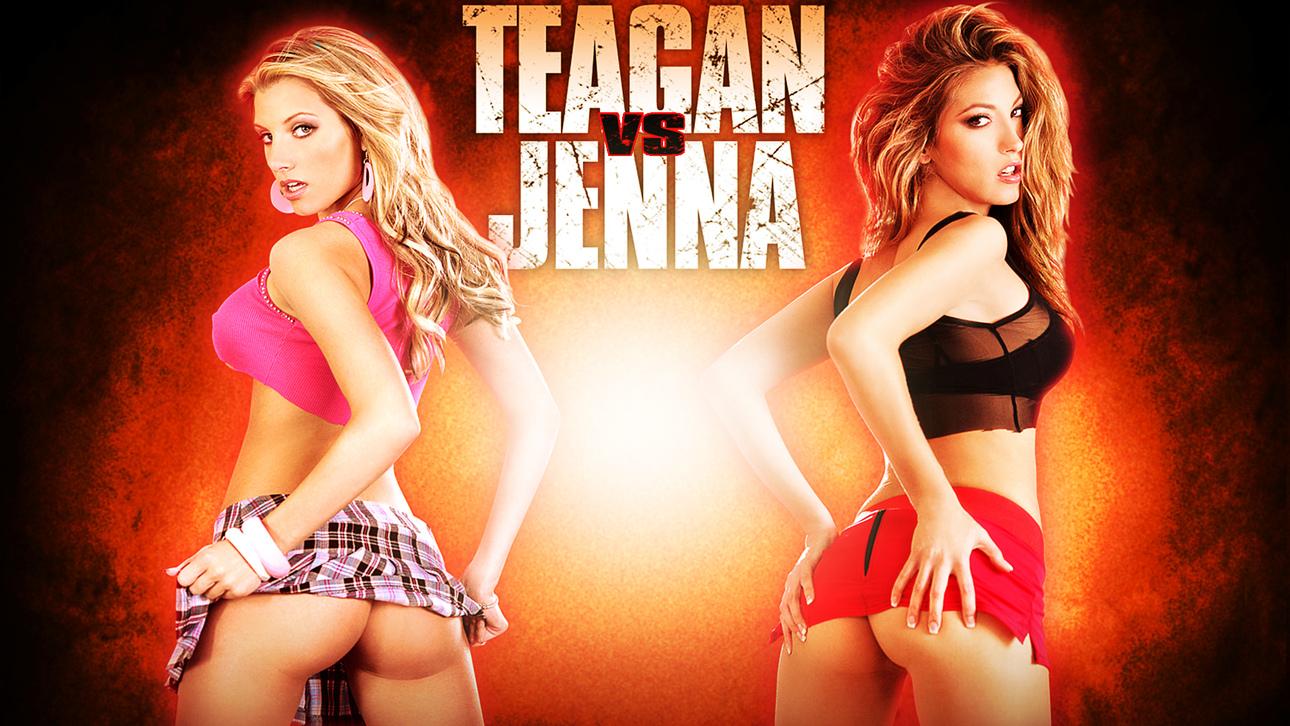 Teagan vs Jenna Scène 1