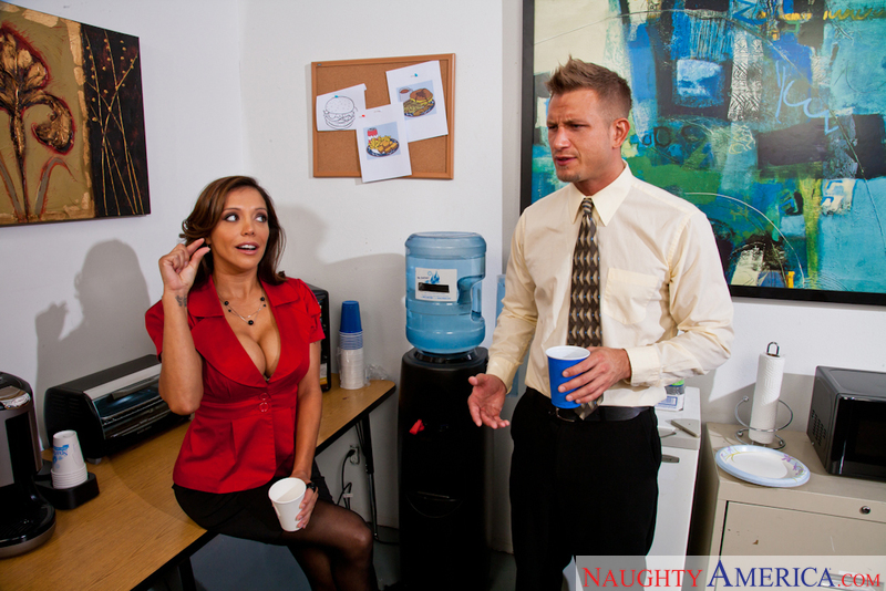 Naughty Office - Francesca Le &
