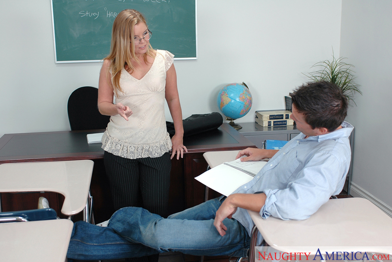 My First Sex Teacher - Amber Sta