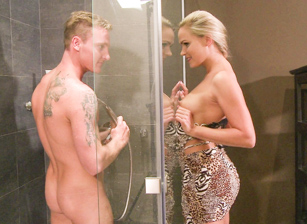 Blow Me In The Shower Scena 1
