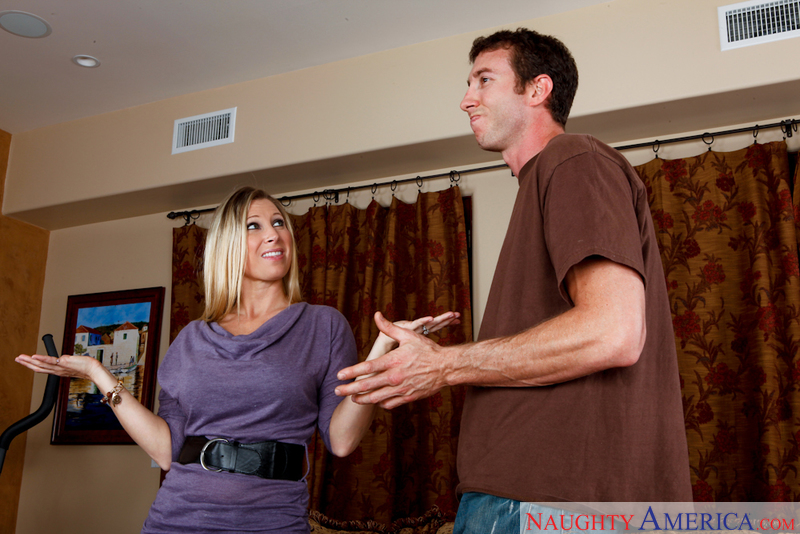 Neighbor Affair - Devon Lee & Jo