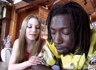 18 Year Olds Love Black Cock #05