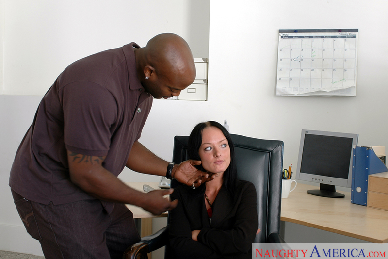 Naughty Office - Melissa Lauren