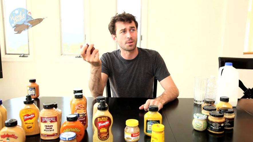 Mustard Scène 1
