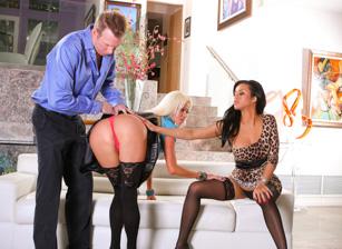 My Husband Brought Home His Mistress #02 Scènes