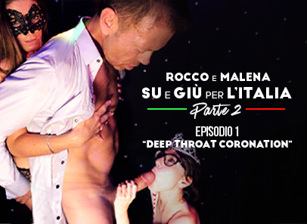 Deep Throat Coronation Escena 1