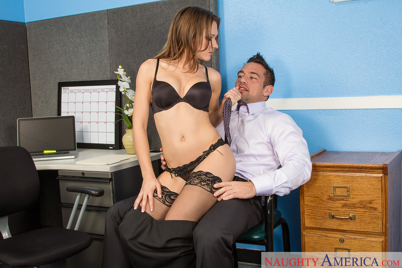 Naughty Office - Callie Calypso