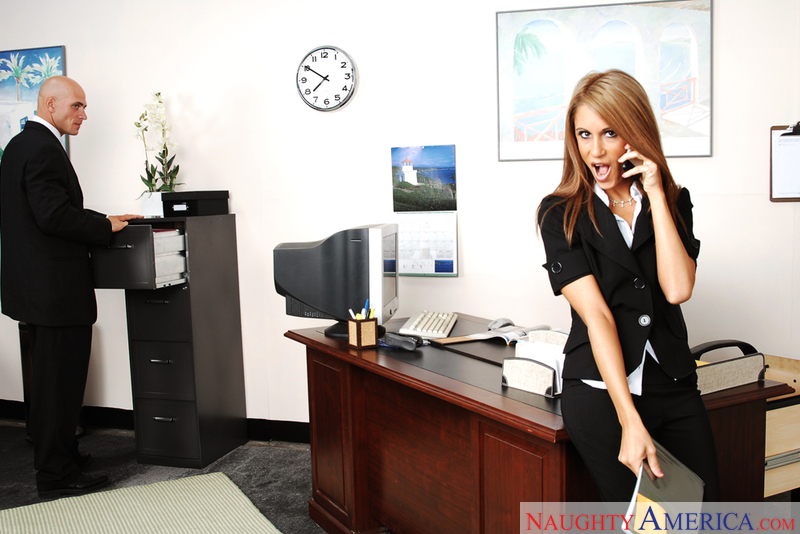 Naughty Office - Lyndsey Love &