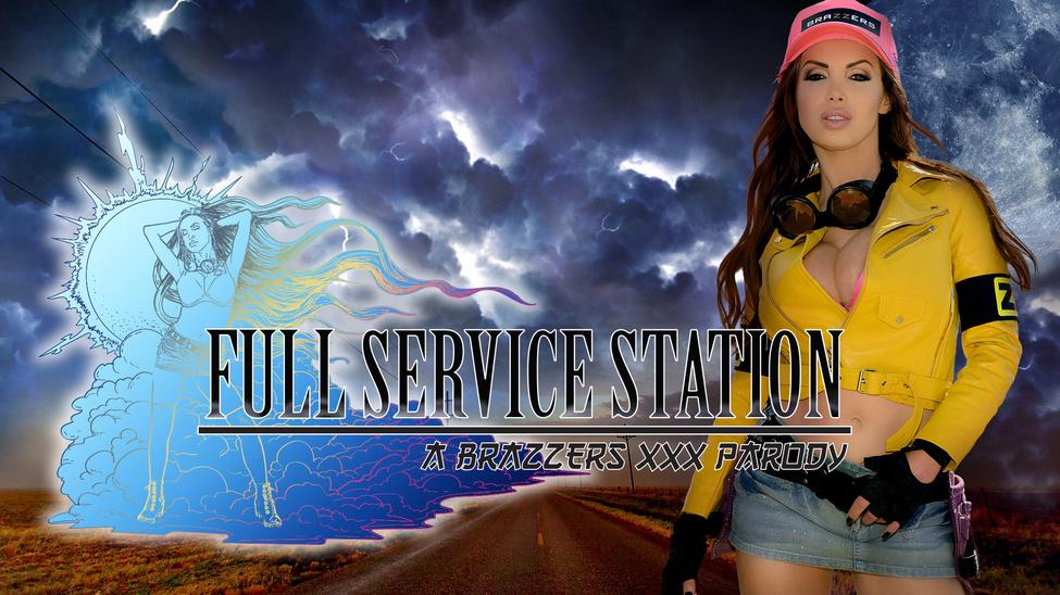 Full Service Station: A XXX Parody Scène 1