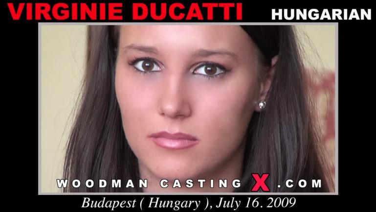 Virginie Ducatti casting