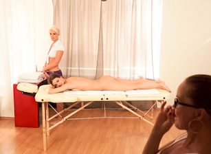 BTS-Getting A Sensual Massage