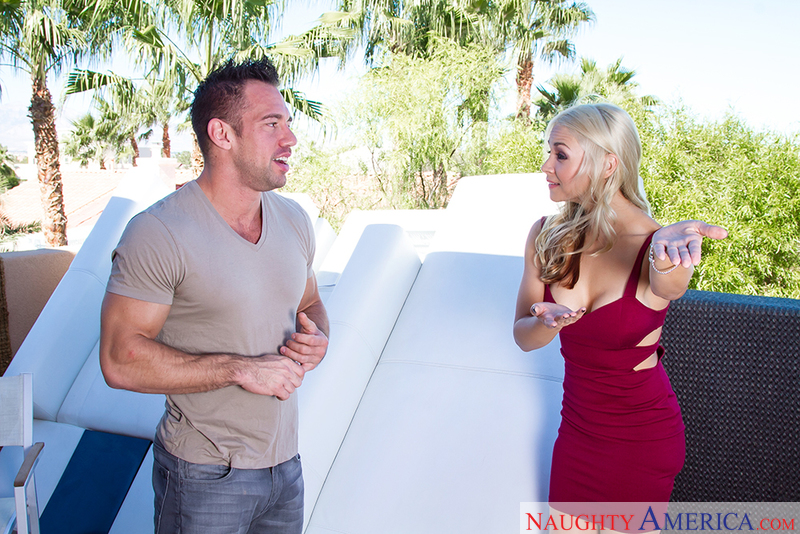Neighbor Affair - Sarah Vandella