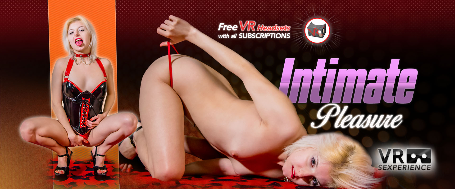 INTIMATE PLEASURE 4K