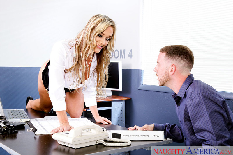 Naughty Office - Tucker Stevens