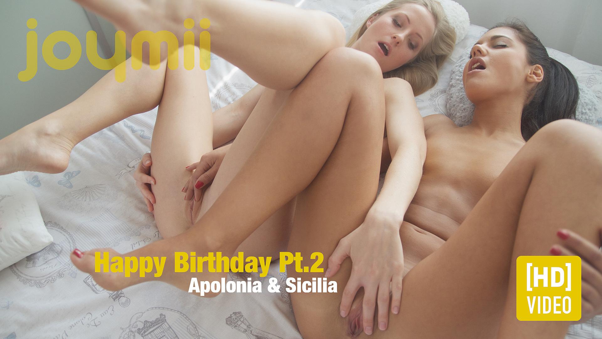 Happy Birthday Pt. 2