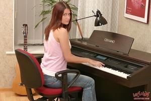 Piano practices Scène 1
