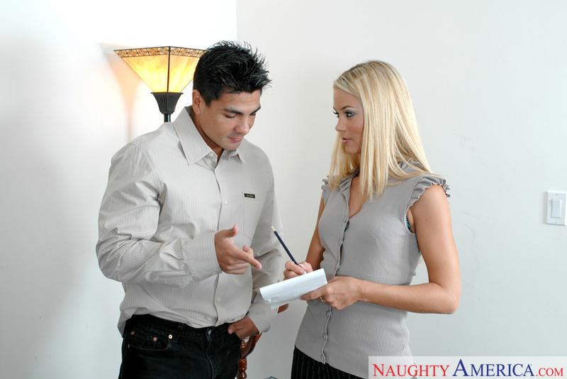 Naughty Office - Sophia Lynn & S