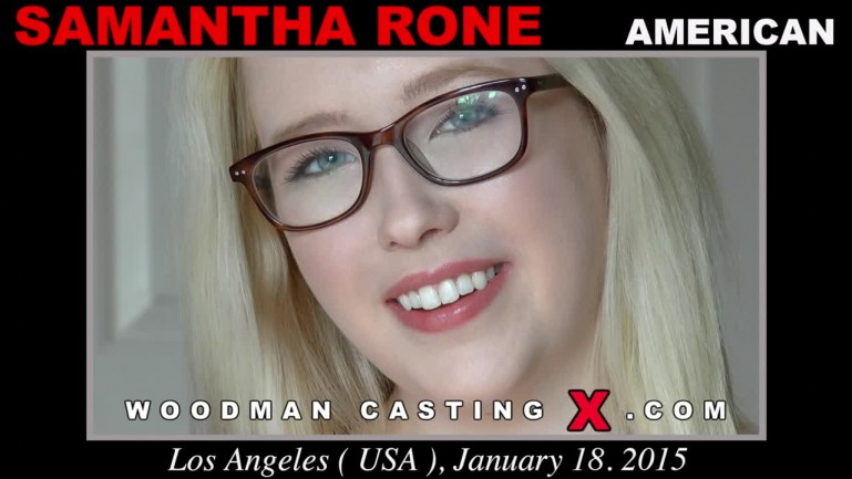 Samantha Rone casting