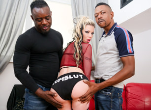 Barbie Sins Squirts In Interraci