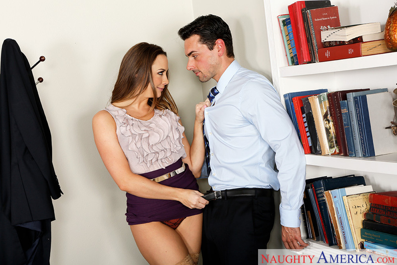 Naughty Office - Chanel Preston