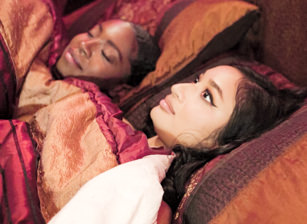 Bedding And Entering Scena 1