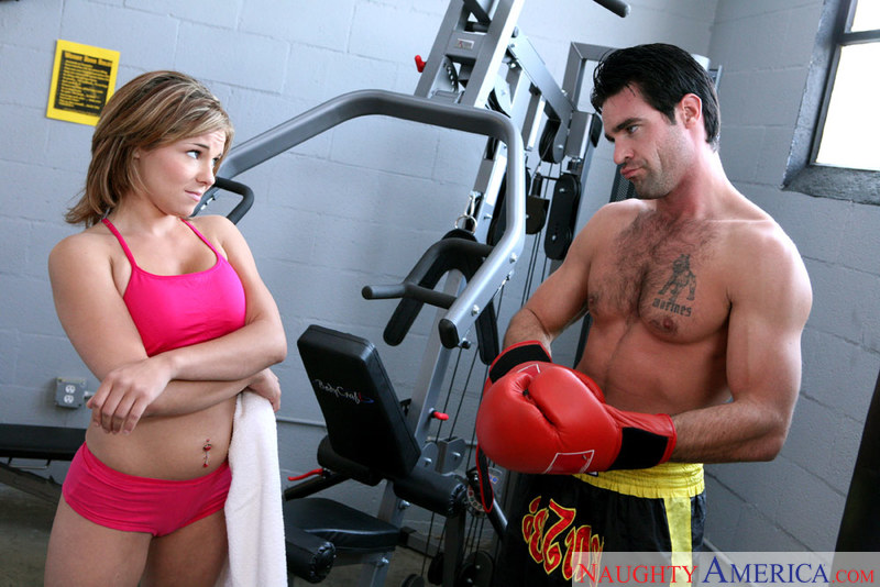 Naughty Athletics - Amanda Blue
