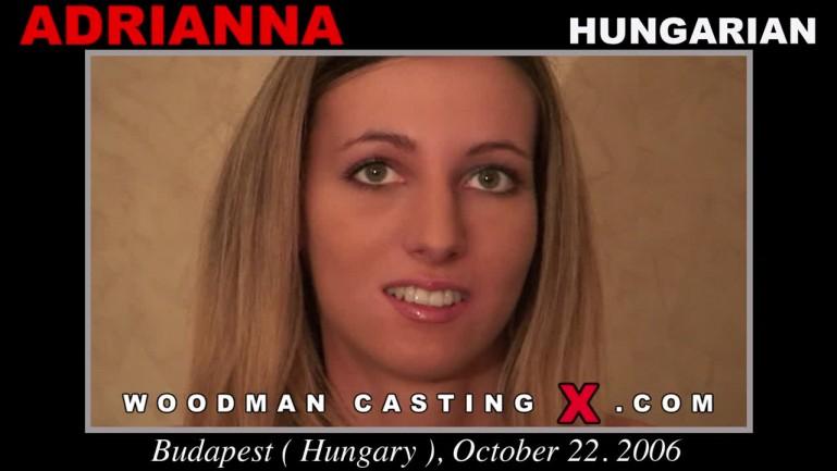 Adrianna casting