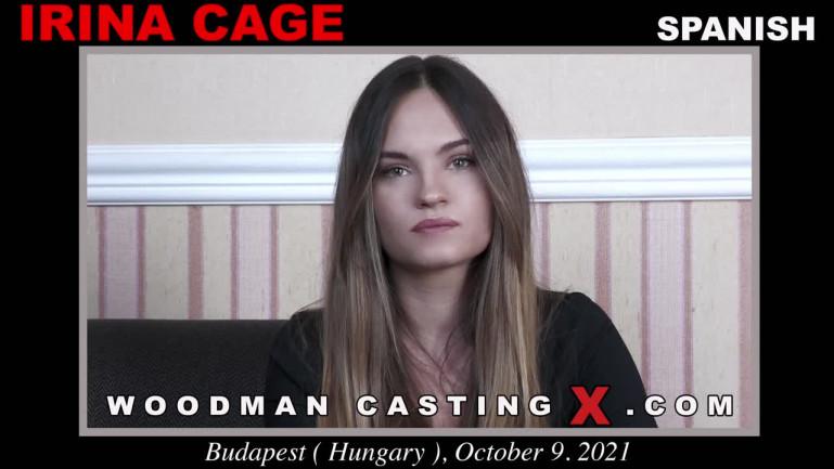 Irina Cage - Casting X casting