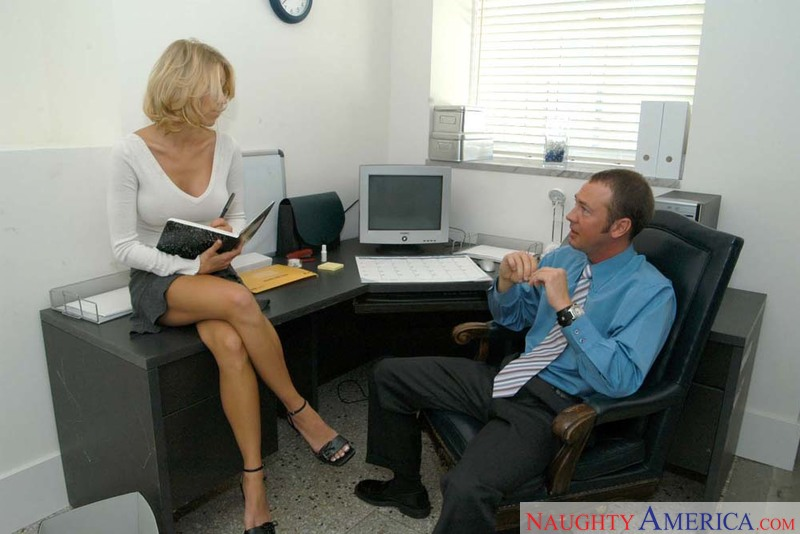 Naughty Office - Katie Morgan
