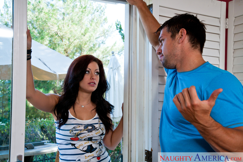 Neighbor Affair - Angelica Raven