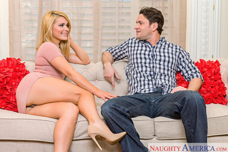 Neighbor Affair - Abby Cross & P
