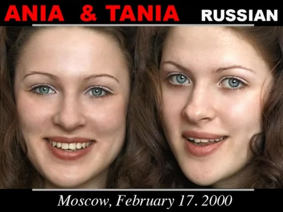 Ania and Tania casting