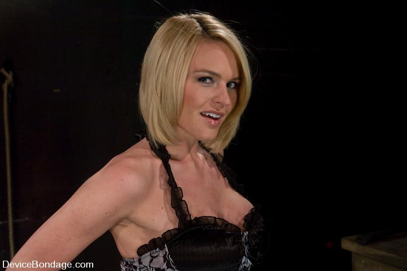 Krissy Lynn Big titted, blond, t