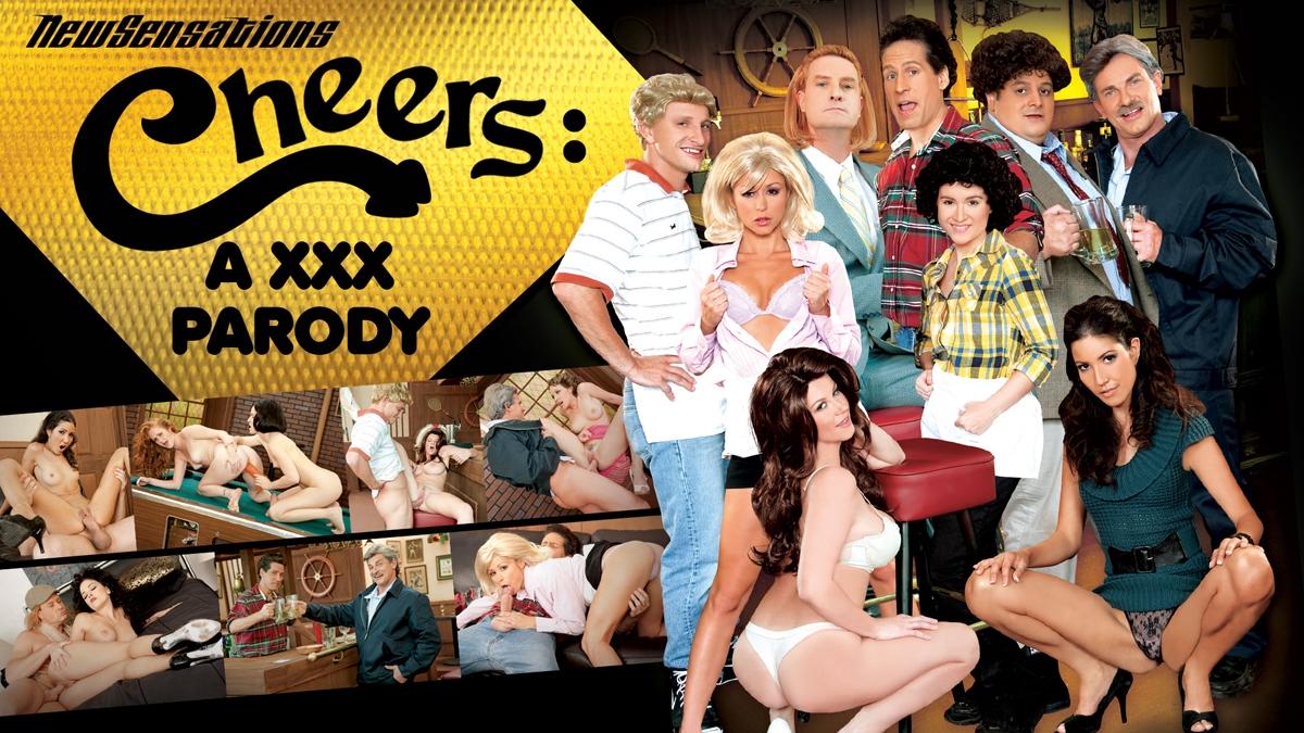 Cheers: A XXX Parody Scène 1