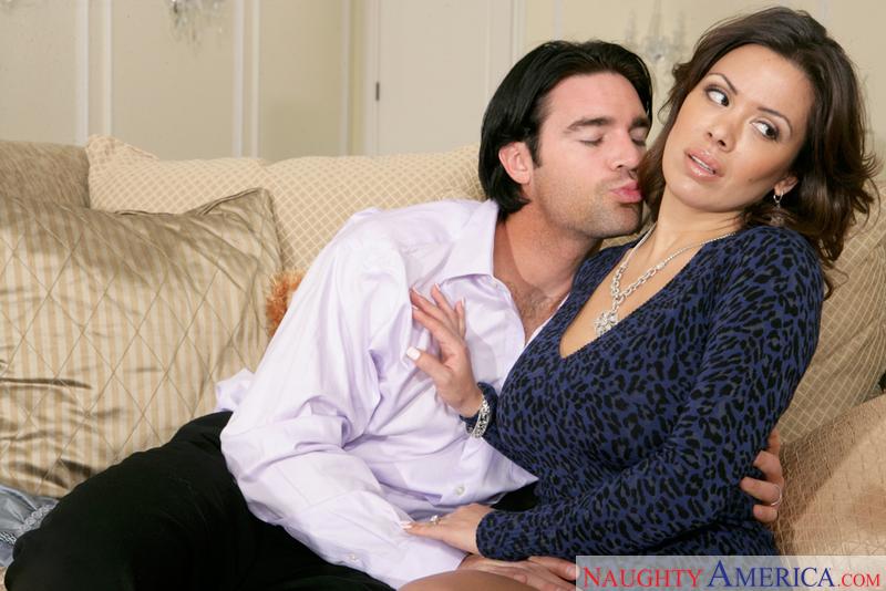 My Wife's Hot Friend - Sienna We
