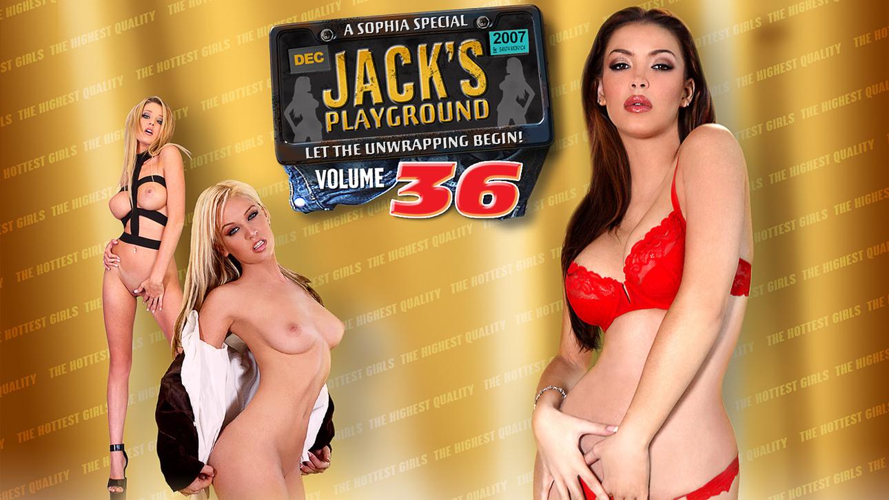 Jack's Playground 36 Scène 1