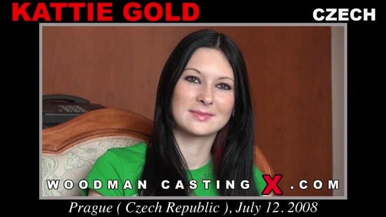 Kattie Gold casting