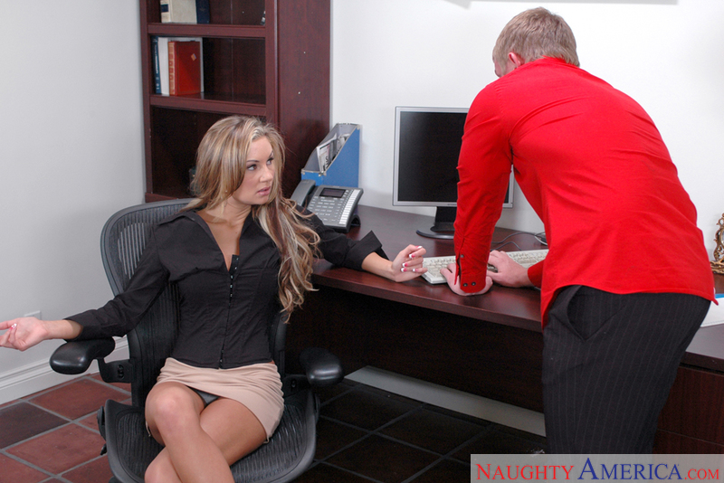 Naughty Office - Amy Ried & Jack