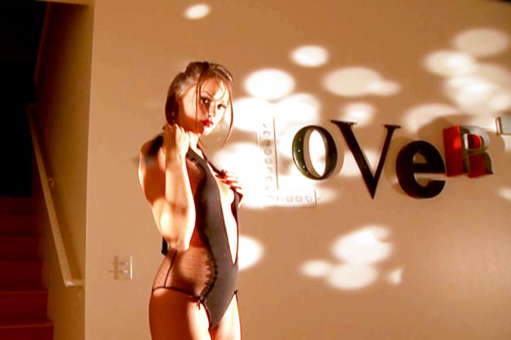 Tori Black poses