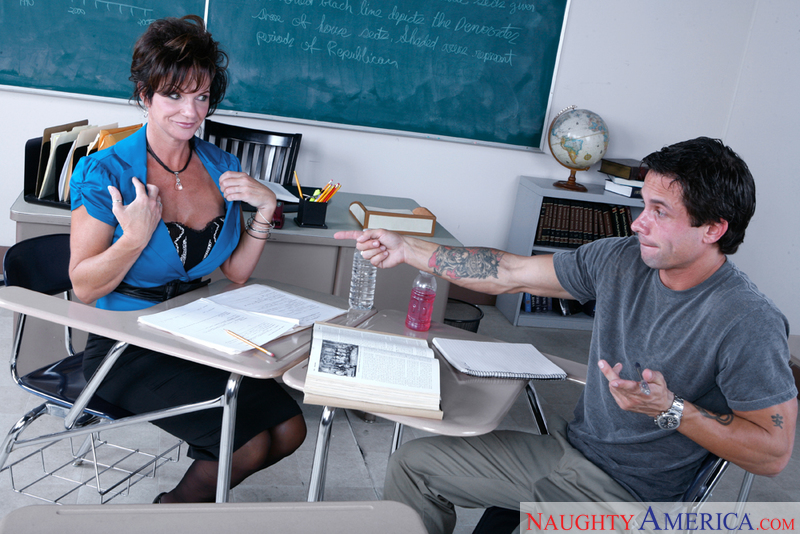 My First Sex Teacher - Deauxma &