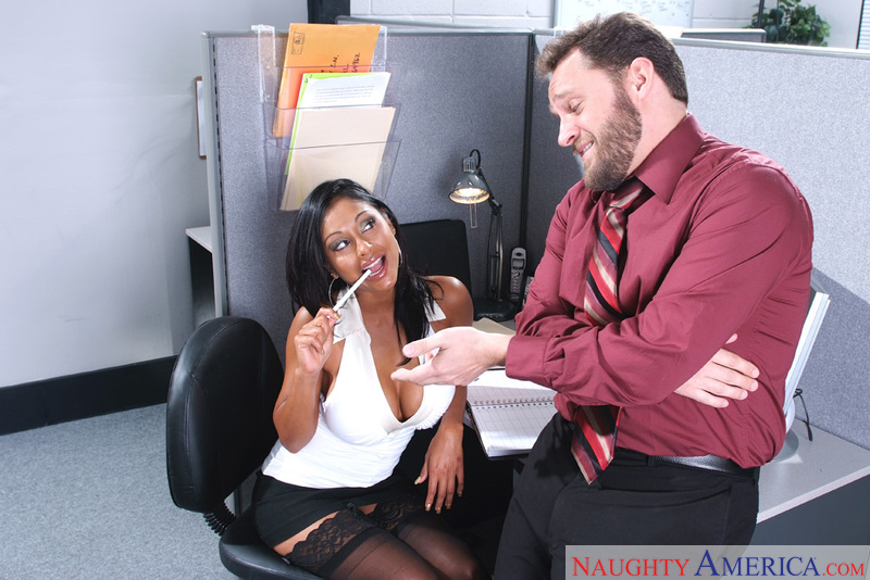 Naughty Office - Priya Anjali Ra