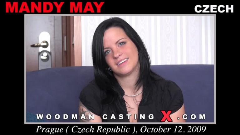 Mandy May casting