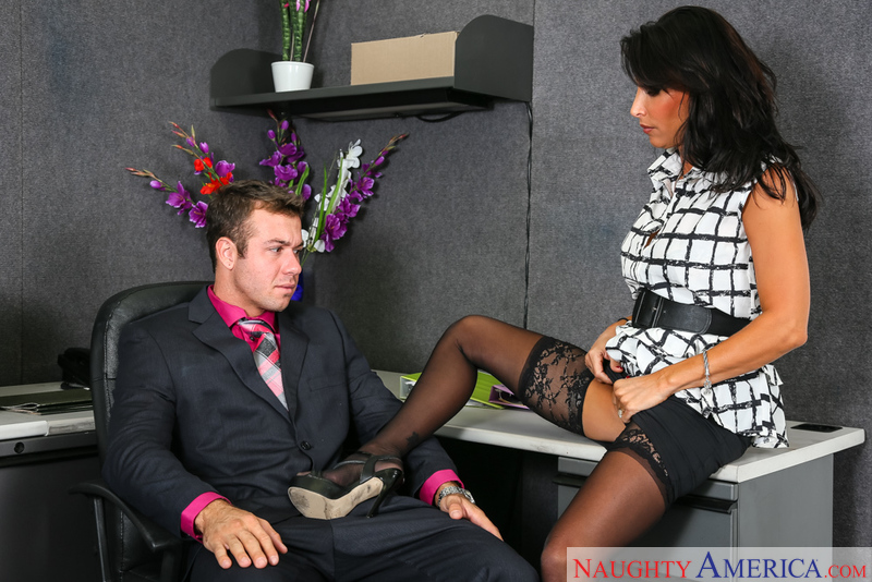 Naughty Office - Lezley Zen & Ch