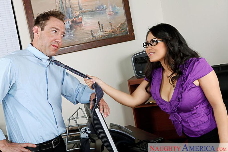 Naughty Office - Jessica Bangkok