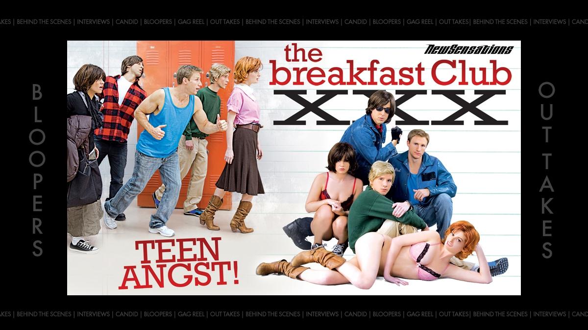 The Breakfast Club - Bloopers